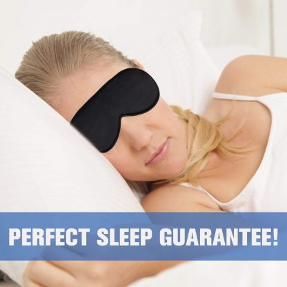 Better Sleep Luxurious Silk Sleeping Mask